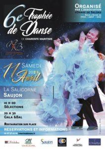 Trophée de Danse de Charente Maritime